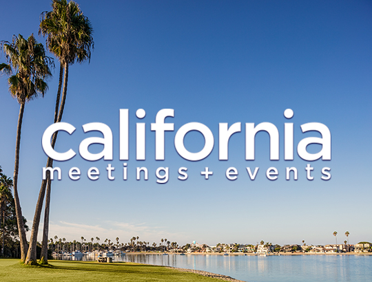 California Meeting + Events