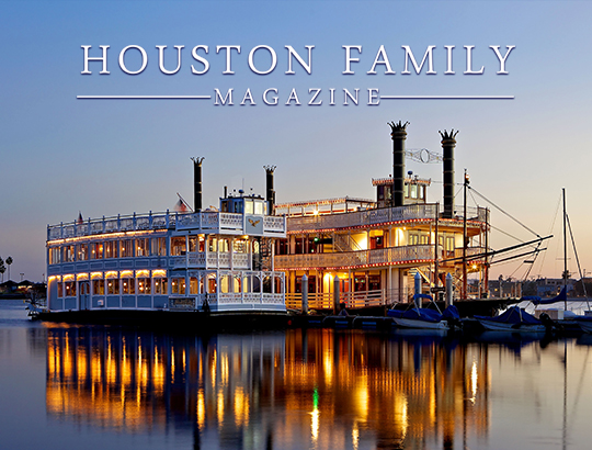 Houston Family Magazine logo