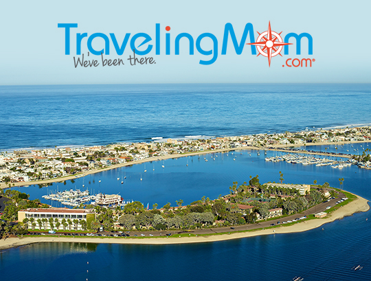 Traveling Mom Logo