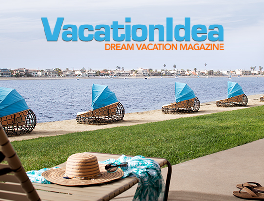 Vacation Idea Logo