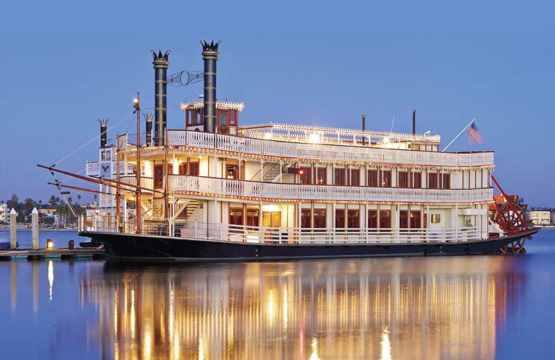 The William D. Evans Sternwheeler